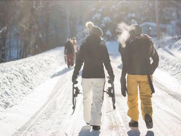 ami au ski