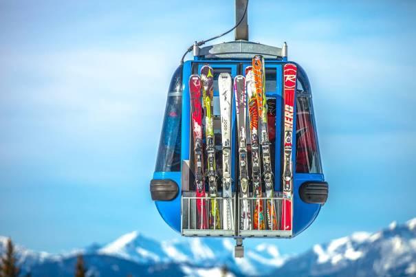 ski benne